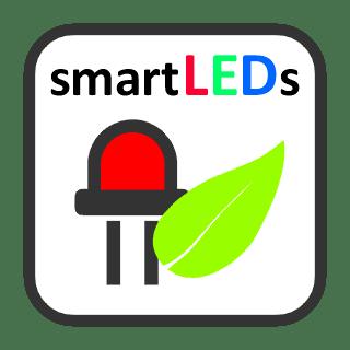 Sprytne sterowniki oświetlenia LED i RGB LED smartLEDs