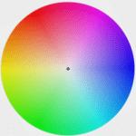 Koło barw RGB