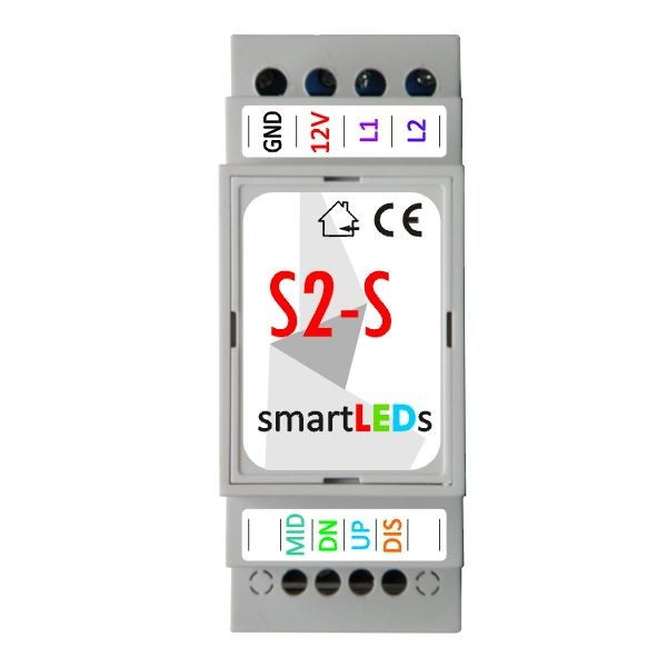 Automat schodowy LED smartLEDs S2-S (model STANDARD)