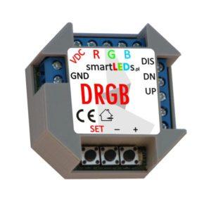 Inteligentny ściemniacz RGB - smartLEDs DRGB