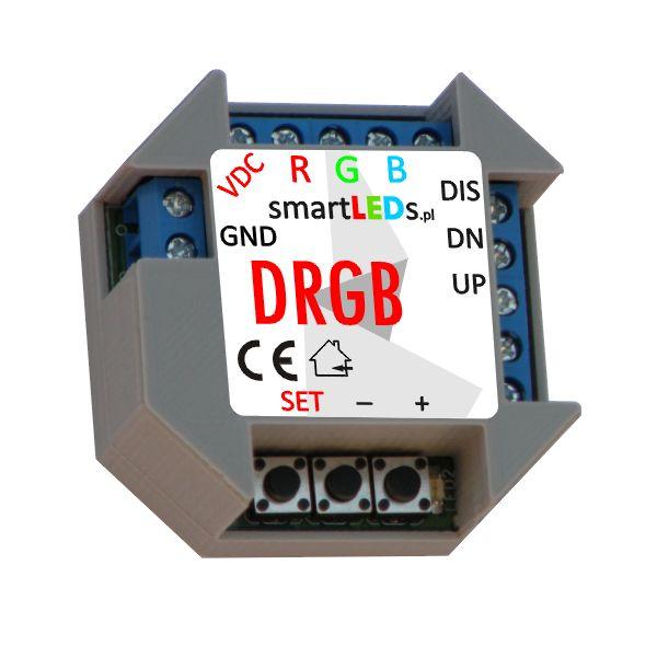 Inteligentny ściemniacz RGB smartLEDs DRGB