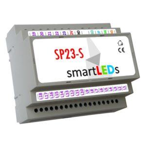 Inteligentny sterownik schodowy smartLEDs SP23-S (STANDARD) z obsługą półpiętra