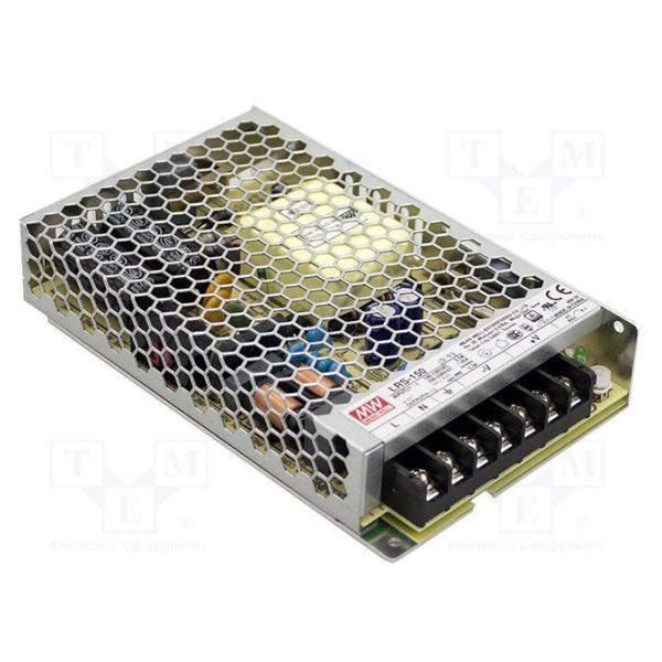 Zasilacz LED Meanwell LRS-150-12 impulsowy modułowy napięciowy