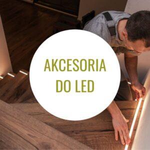 Kategoria produktów - Akcesoria do LED smartLEDs