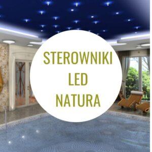 Kategoria produktów - Sterowniki LED Natura smartLEDs - Sterowanie oświetleniem LED