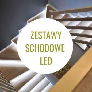 Kategoria produktów - Zestawy schodowe LED smartLEDs