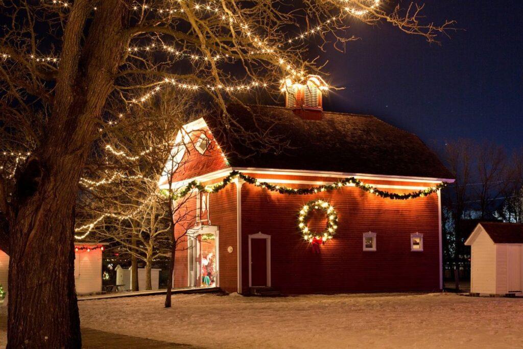 Boże Narodzenie Oświetlenie świąteczne LED
